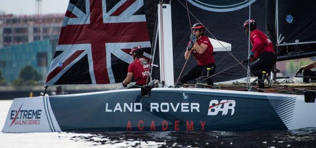 Extreme Sailing Series - Act 6 - Cardiff