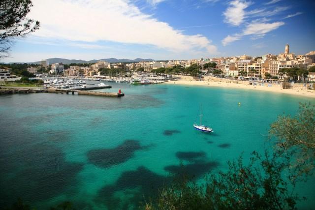 Mallorca. Törntipp, Blu Charter