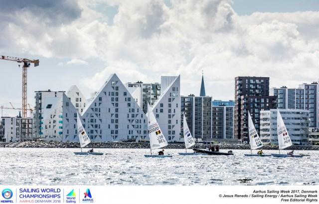 Aarhus, WM 2018, Olympische Klassen