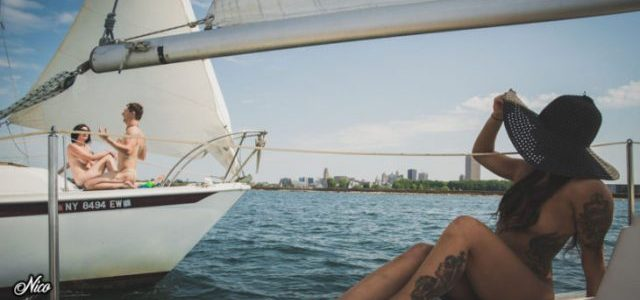 nackt segeln