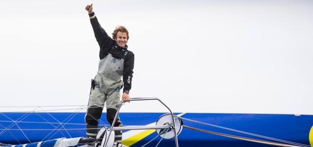 Francois Gabart, Ultim Trimaran, Weltrekord, Weltumseglung, einhand