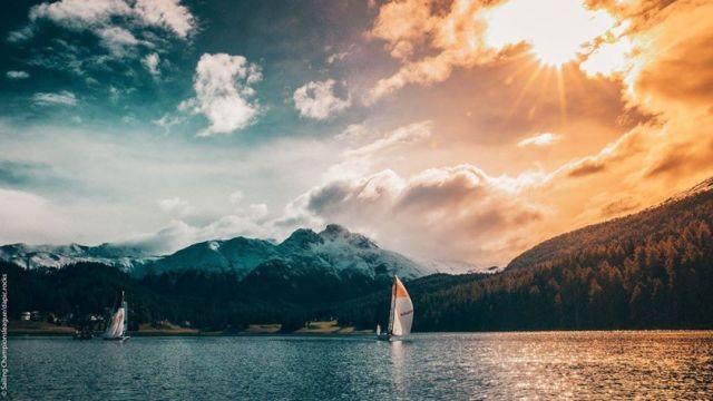 Sailing Champions League St. Moritz