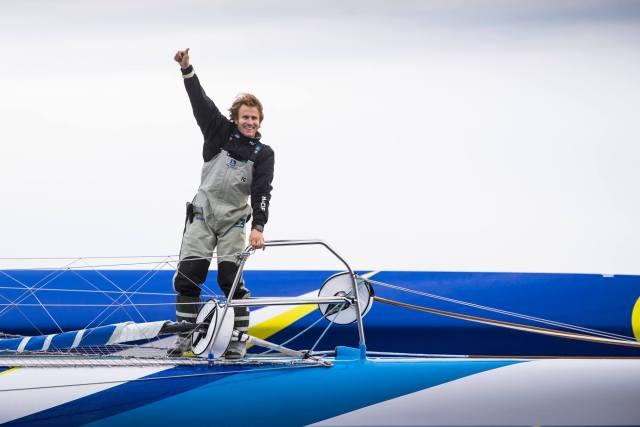 Gabart, Weltrekord, Ultim Trimaran, Weltumseglung
