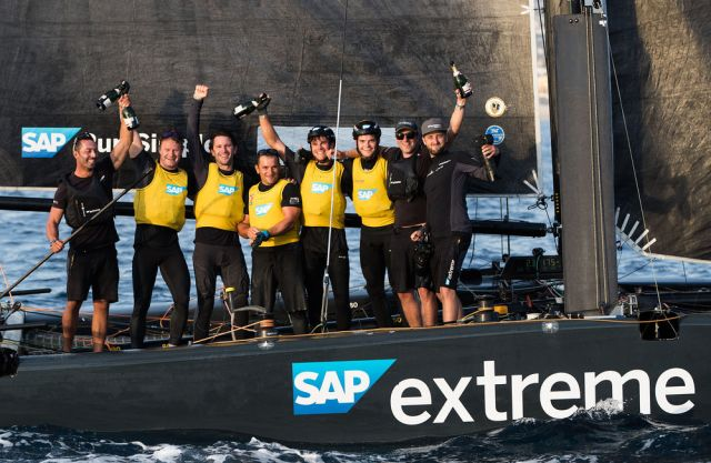 SAP Extreme Sailing Team
