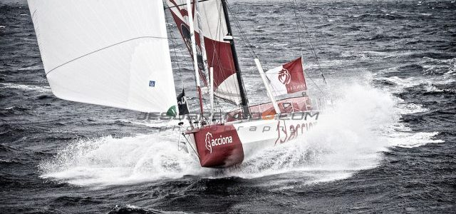 riechers, stanjek, barcelona world race