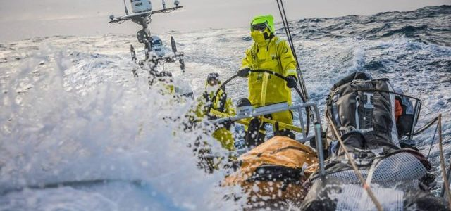 Brunel Volvo, Ocean Race