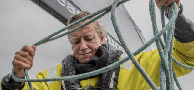 Annie Lush, Volvo Ocean Race