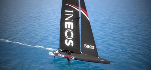 Ainslie, America's Cup
