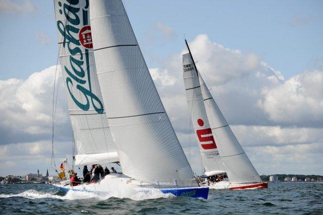 Speedsailing, Illbruck