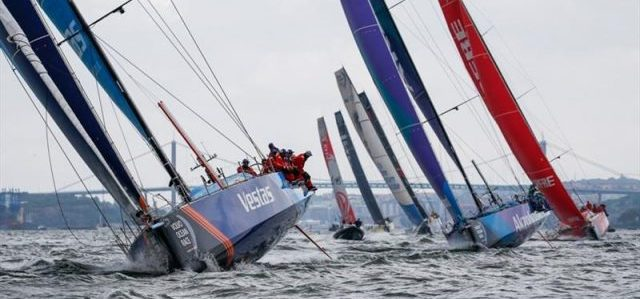 Volvo Ocean Race Inport