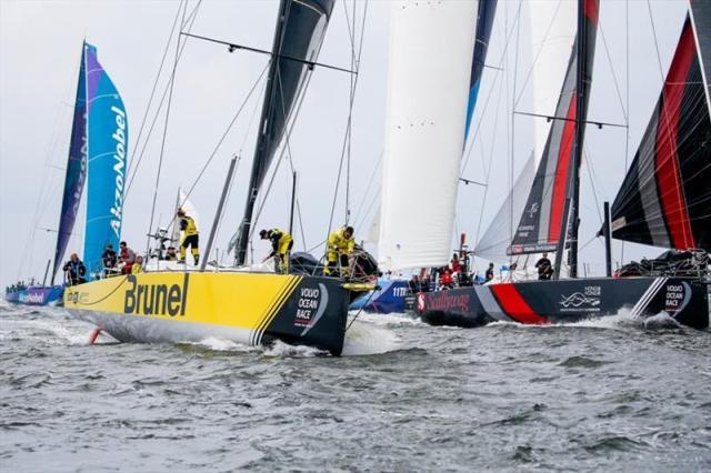Volvo Ocean Race Inport