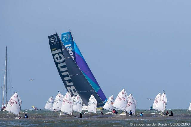 volvo Ocean Race, Optimist