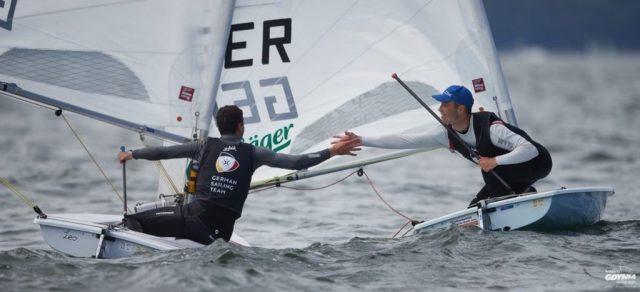 Philipp Loewe und Max Wilken