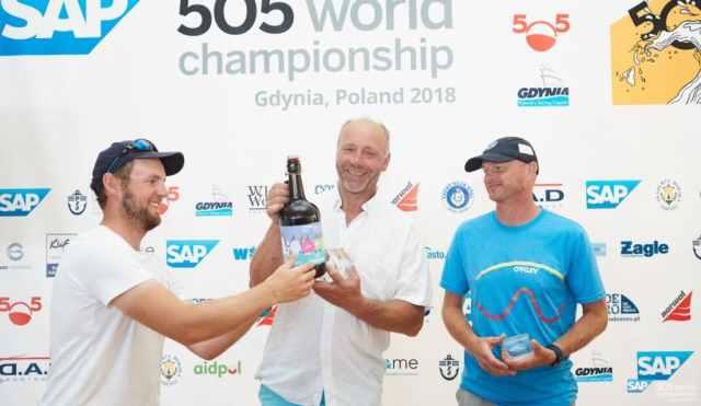 505 Weltmeisterschaft
