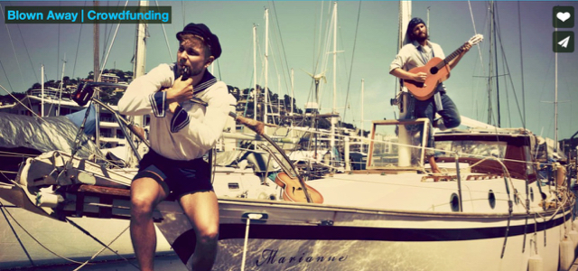 Sailing Conductors, Kino, Film