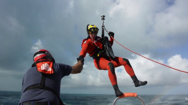 US Coastguard, keine Bezahlung
