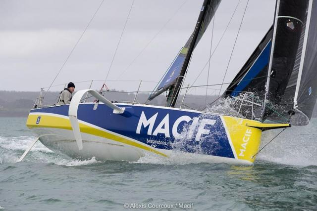 Figaro 3, Macif