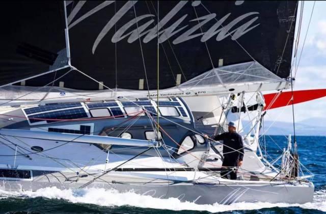 Bermude 1000 Race, Boris Herrmann, Samantha Davies