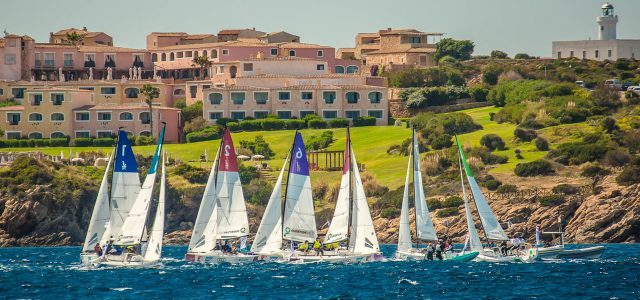 Champions League, Porto Cervo