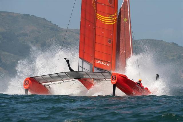 F50, SailGP