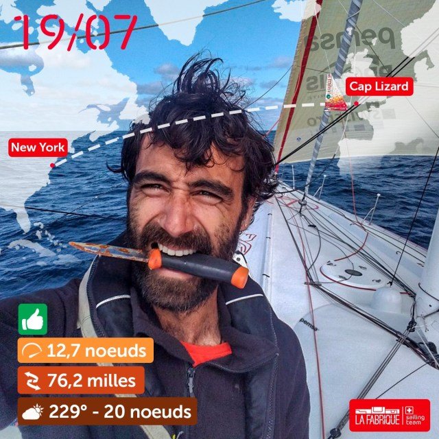Roura, Rekord, IMOCA, Vendée Globe
