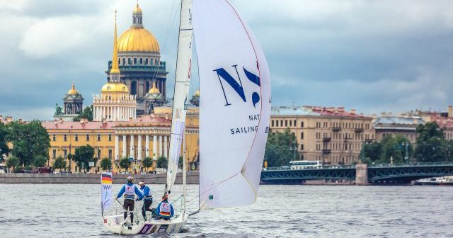 Sailing Champions League, St. Petersburg