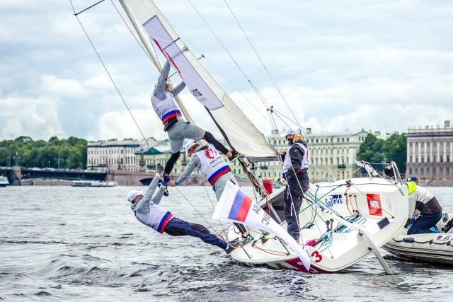 Sailing Champions League, St. Petersburg