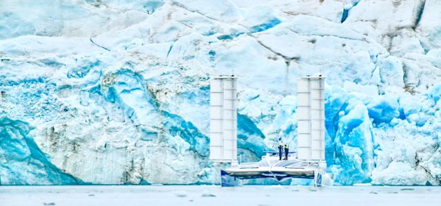 Energy Observer, Arktis, Brennstoffzelle