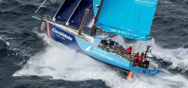 Candidate sailing