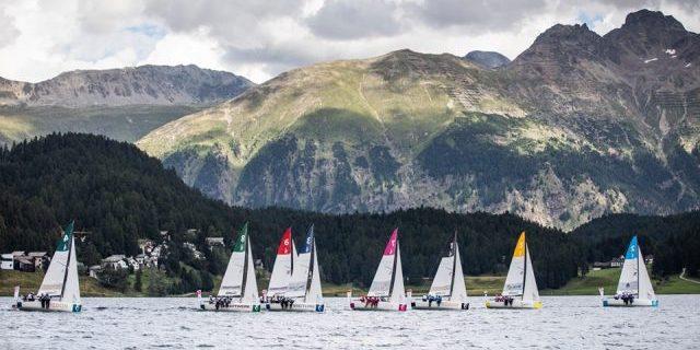 Sailing Champions League, St. Moritz