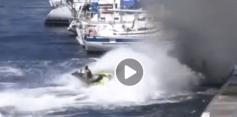 Feuer an Bord