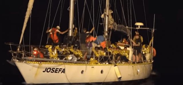Flüchtlinge, Josefa