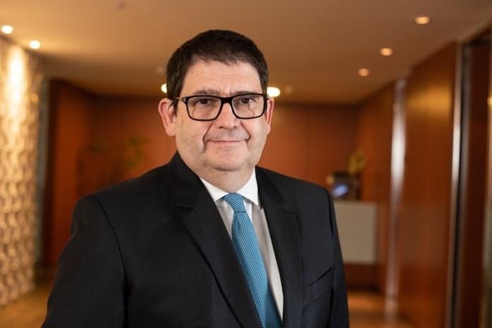 Eduard Folch, presidente da Allianz Seguros.