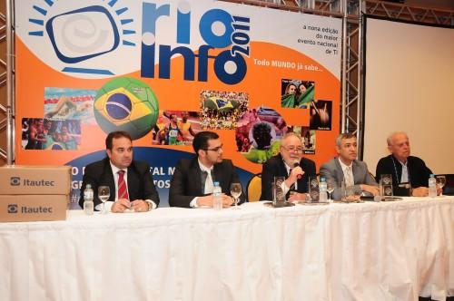 Foto Rio Info 2011