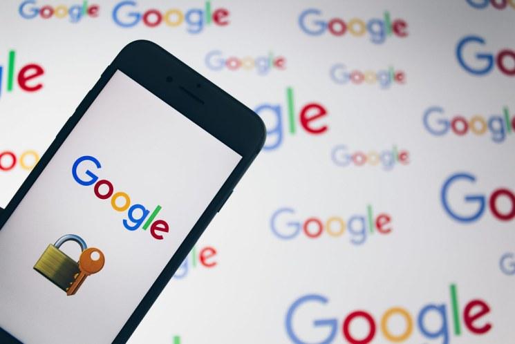 google aplicativo segurança por design