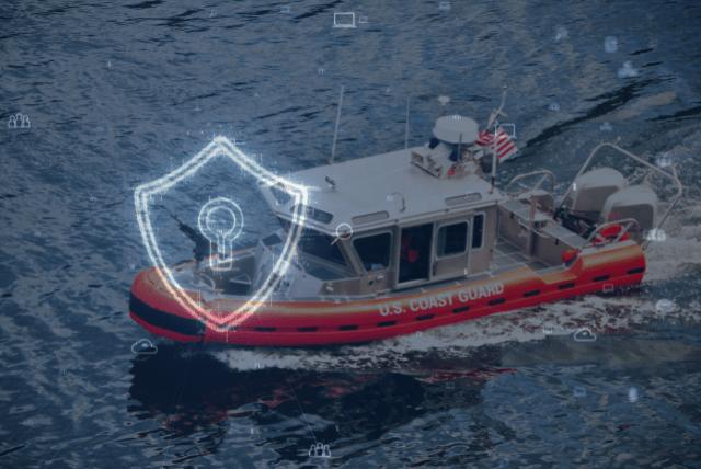 guarda costeira equipes cibernéticas segurança infraestrutura marítima crítica contra ataques, incidentes, invasões e ransomwares