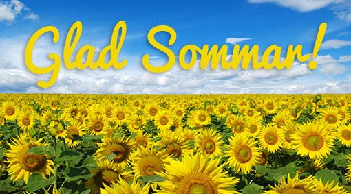 Glad Sommar!   Seglora smedja