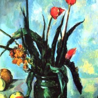 Paul Cezanne Post-impressionist Painter
