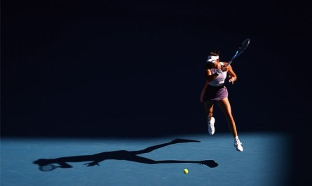 Испанка Мугуруса стала второй финалисткой Australian Open