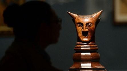 Редкая скульптура Поля Гогена оказалась подделкой