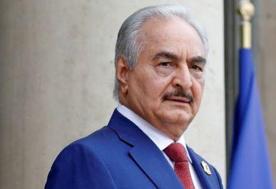 Силы Хафтара в Ливии объявили о прекращении огня