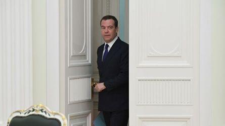 Названа зарплата Медведева на новой должности