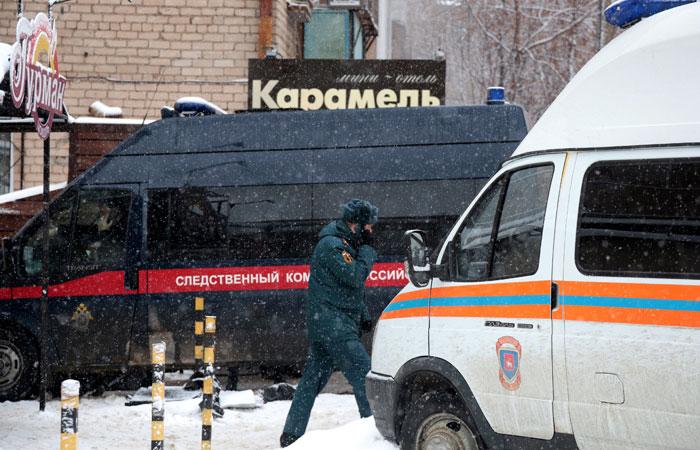 Постояльцы пермского мини-отеля погибли из-за прорыва 58-летней «транзитной трубы»