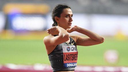 Ласицкене рассказала о страшной ситуации российских легкоатлетов