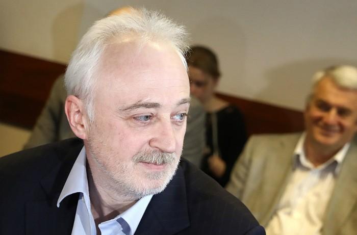Защита экс-главы «Роснано» Меламеда не в курсе сообщений о прекращении дела