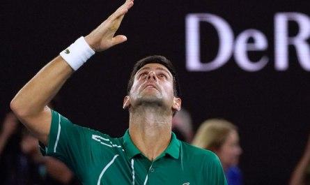 Джокович победил Федерера в полуфинале Australian Open
