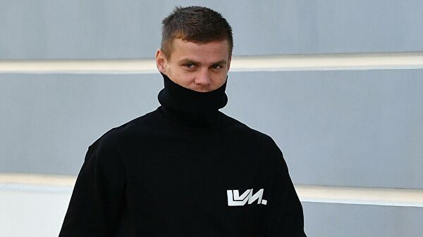 Кокорин прокомментировал слухи о своем переходе в «Локомотив»