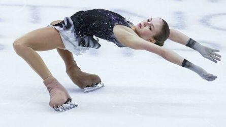 Тренер: Трусова исполнит 3 четверных прыжка в произвольной программе
