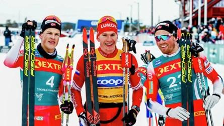 Большунов показал норвежцам, кто лучший лыжник в мире