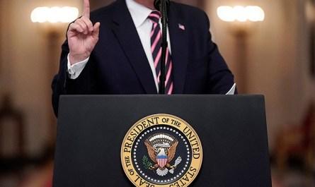 """Трамп заявил, что у демократов """"спекся"""" компьютер"""